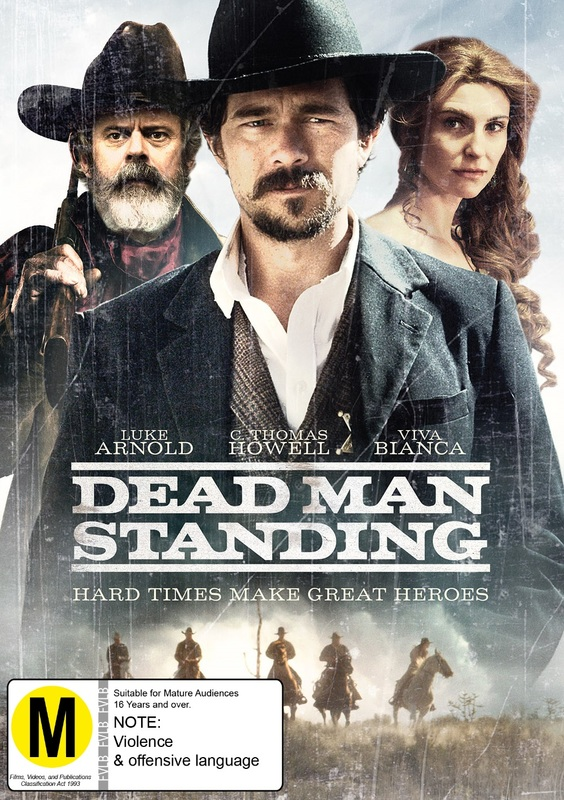 Dead Man Standing on DVD