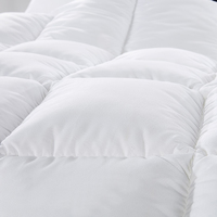 Royal Comfort Wool Blend All Seasons Quilt - King image