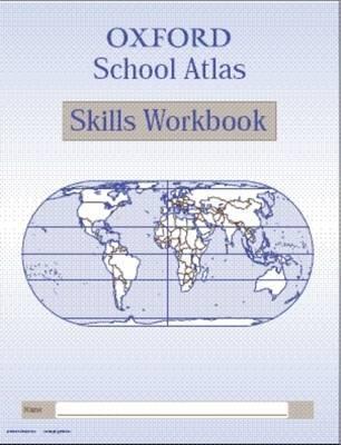 Oxford School Atlas Skills Workbook image