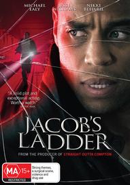 Jacob's Ladder on DVD image