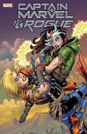 Captain Marvel Vs. Rogue by Chris Claremont
