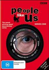 People Like Us - Series 1 on DVD