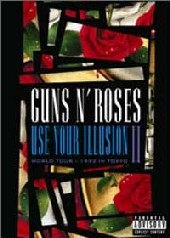Guns N' Roses - Use Your llusion II on DVD