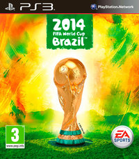 2014 FIFA World Cup Brazil for PS3