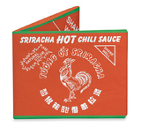 Mighty Wallet - Sriracha Sauce