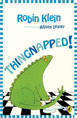 Thingnapped! by Robin Klein