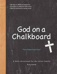 God on a Chalkboard by Joe Zagorski