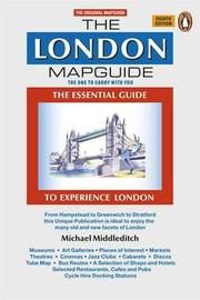 The London Mapguide (8th Edition) by Michael Middleditch