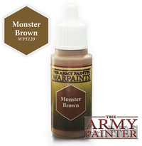 Monster Brown Warpaint