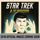 Star Trek (TBC Style) 2018 Square Wall Calendar