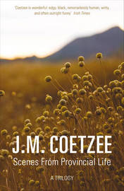 Scenes from Provincial Life by J.M. Coetzee