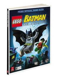 Lego Batman: Prima's Official Game Guide by Michael Littlefield image