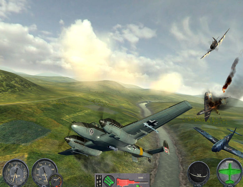 Combat Wings: Battle Of Britain for PC Games image