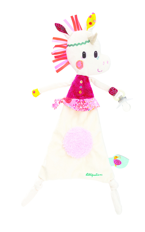 Lilliputiens: Louise Cuddle Puppet in Gift Box