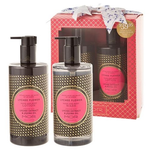 MOR Heart Throb Gift Set - Lychee Flower Scented