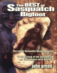 Best of Sasquatch Bigfoot by John Green image