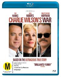 Charlie Wilsons War on Blu-ray
