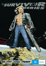 WWE - Survivor Series 2007 on DVD