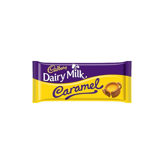 Cadbury Caramel 120g