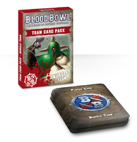Blood Bowl: Nurgle Team Cards