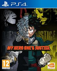 My Hero One's Justice for PS4