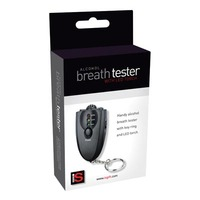 Alcohol Breath Tester with LED Torch