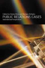 Public Relations Cases: International Perspectives image