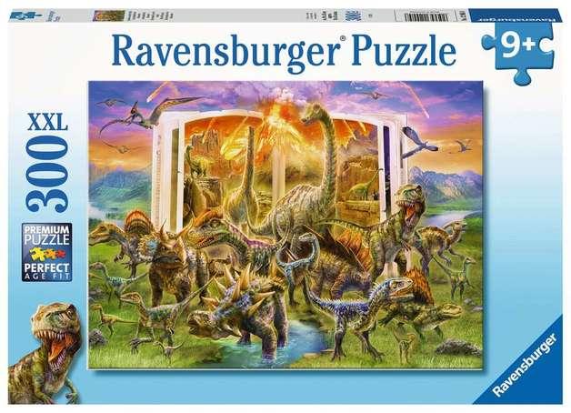 Ravensburger: 300 Piece Puzzle - Dino Dictionary