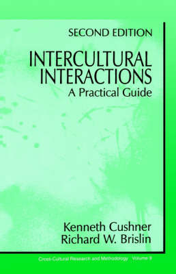 Intercultural Interactions by Kenneth Cushner image