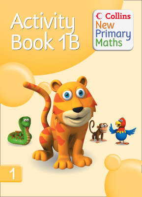 Activity Book 1B by Peter Clarke image