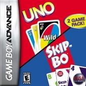 Uno & Skip-Bo for Game Boy Advance
