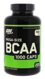 Optimum Nutrition BCAA 1000 (200 Capsules)