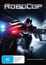 RoboCop on DVD