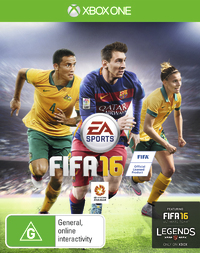 FIFA 16 for Xbox One image
