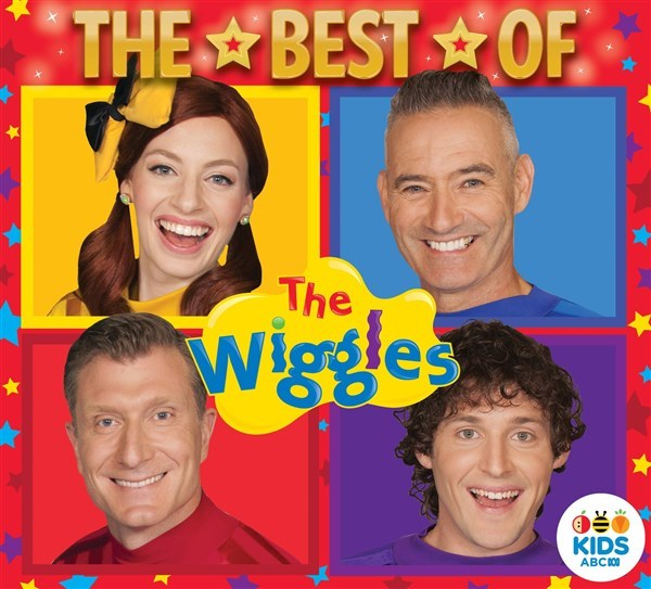 The Best Of: The Wiggles by The Wiggles image
