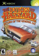 The Dukes of Hazzard: Return of the General Lee for Xbox image