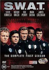 S.W.A.T. Season 1 on DVD