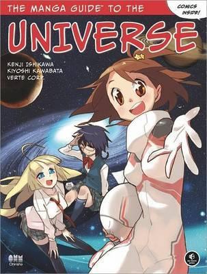 The Manga Guide To The Universe by Kenji Ishikawa image