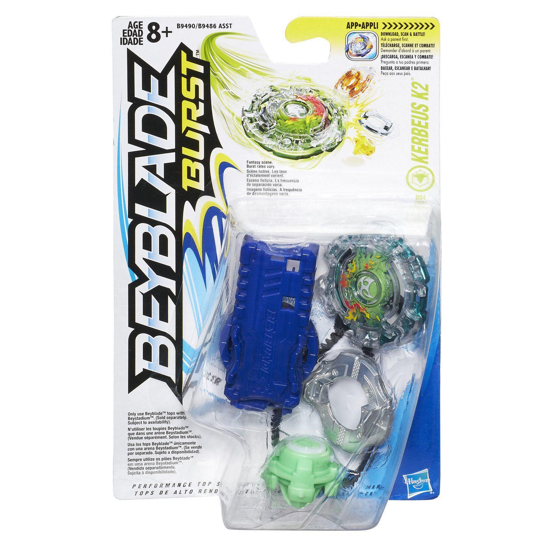 Beyblade: Burst - Starter Pack Kerbeus K2 image
