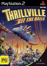 Thrillville: Off the Rails for PlayStation 2