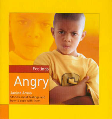 Angry by Janine Amos image