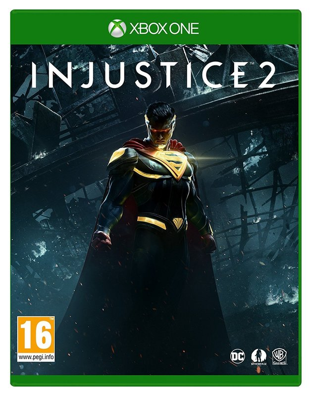 Injustice 2 for Xbox One