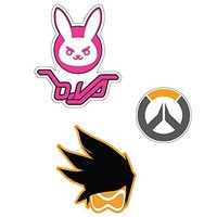 Overwatch - Clothing Patch Set (3-Pack)