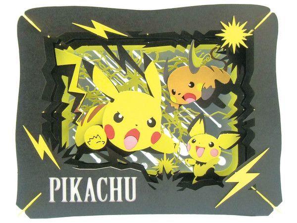 Pokemon: Paper Theater: Pikachu