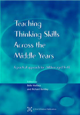 Teaching Thinking Skills across the Middle Years image