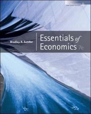 Essentials of Economics by Bradley R Schiller image