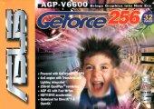 Asus  AGP-6600 GeForce Pure 32MB