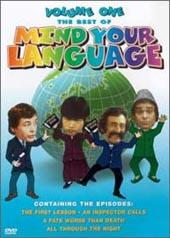 Mind Your Language, The Best Of - Volume 2 on DVD