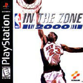 NBA In The Zone 2000 for
