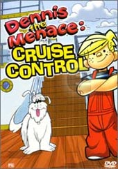 Dennis The Menace Cruise Control on DVD